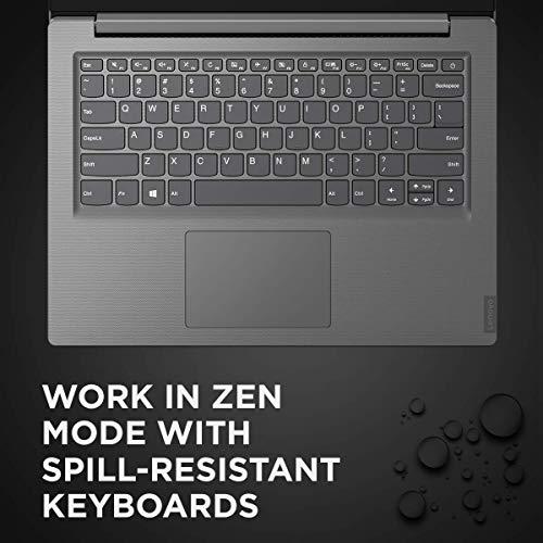 Lenovo V14 Intel Core i3 10th Gen 14-inch HD Thin and Light Laptop (4GB RAM/ 256GB SSD/ Windows 10 Home/ Grey/ 1.6 kg), 82C4016LIH