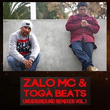 Underground Remixes, Vol. 1