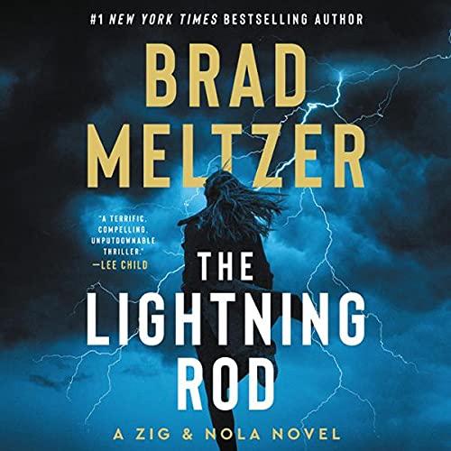The Lightning Rod Audiobook By Brad Meltzer cover art