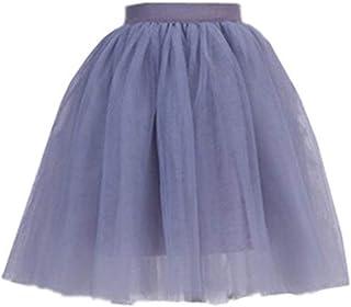 929216f4c Amazon.es: falda tutu - Gris