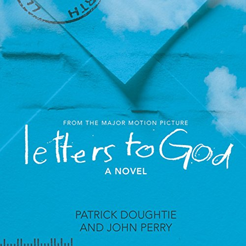 Letters to God audiobook cover art