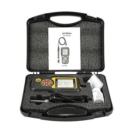 PH Metropolitano, HT-1202 PH - Medidor digital de alta precisión con sensor de calidad del agua (0 ~ 14PH)