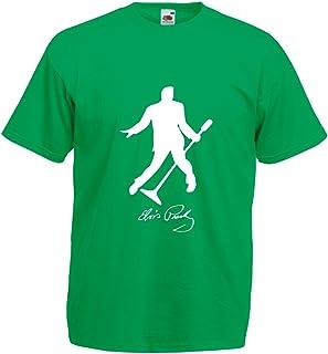 comprar comparacion lepni.me Camisetas Hombre Me Encanta el King of Rock and Roll, 50s, 60s, 70s, Music Fan