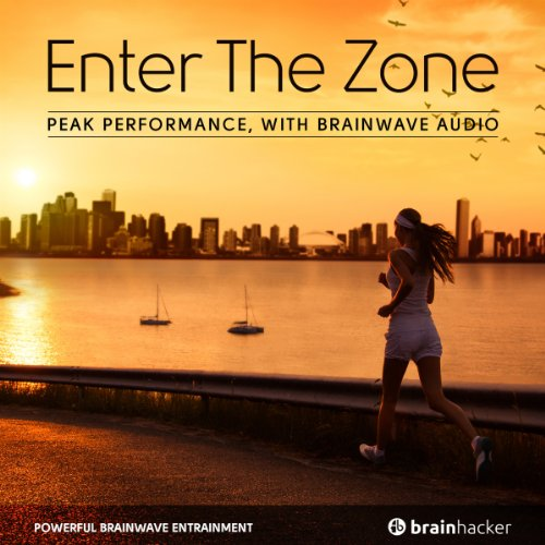 Enter the Zone Session audiobook cover art