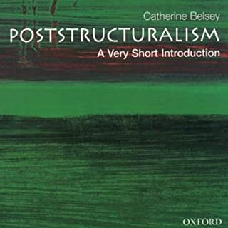 Poststructuralism: A Very Short Introduction cover art