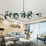 DGHJK E27 Lustre Moderne Nordique éclairage Lampe à LED 110 v ~ 240 v lustres de Plafond industriels éclairage Salon Chambre luminaires