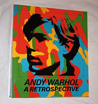 Andy Warhol: A Retrospective 0870706810 Book Cover