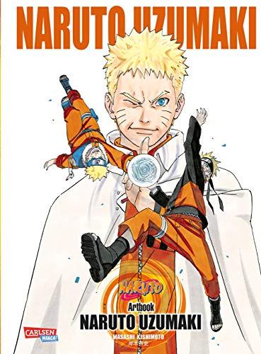 Naruto Uzumaki: Artbook 3