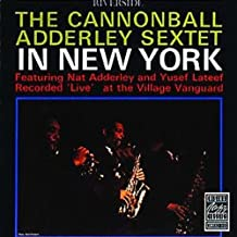 In New York by Cannonball Adderley