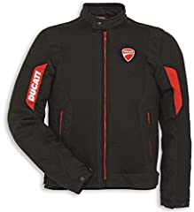 Official Ducati Product. OEM Part Number: 981027956 Material: textile/mesh Fits Warrior back guard (sold separately, item 981029430) Force-Tech removable guards EN 1621.1 certified