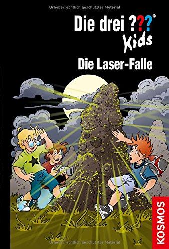 Die drei ??? Kids, 72, Die Laser-Falle