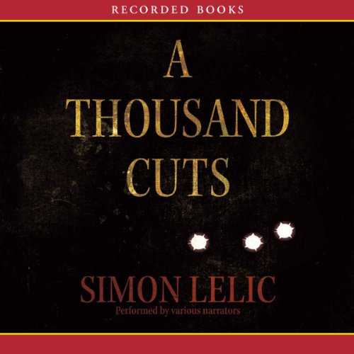 A Thousand Cuts audiobook cover art