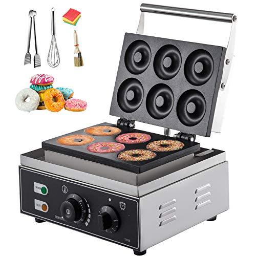 BuoQua Máquina para Hacer Donuts o Rosquillas Maquina de Donuts Máquina...