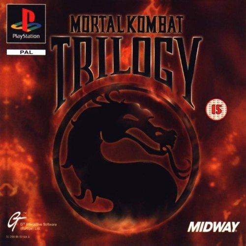 Mortal Kombat Trilogy Platinum