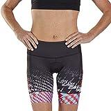 Zoot Women's Ultra 7-Inch Tri Shorts - High Performance Triathlon Shorts (Ultra '19, X-Large)