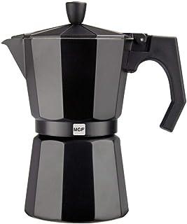 Magefesa 01PACFKEB03 - Cafetera modelo KENIA NOIR en alumini