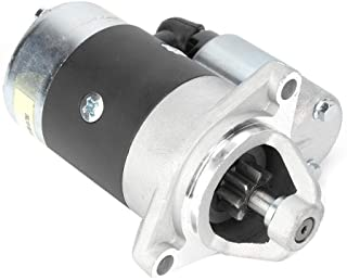 Motor Generator 12V Generator Starting Motor Replacement Fit for Air-Cooled Diesel Engine 178F 186F 188F