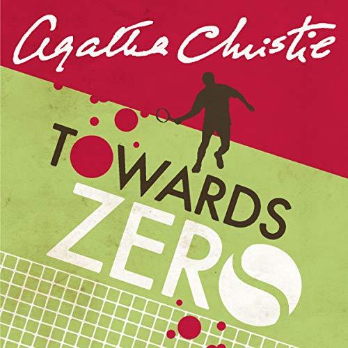 Towards Zero audiobook cover art
