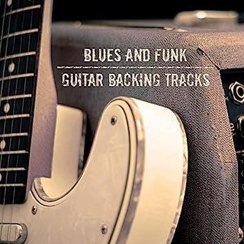 Blues and Funk Guitar Backing Tracks Jam