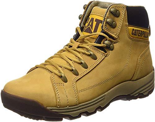 Cat Footwear Supersede, Botines Hombre, Brown (Honey Reset), 42 EU