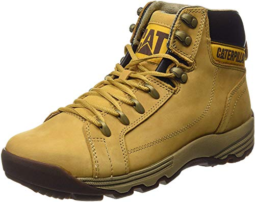 Cat Footwear Supersede, Stivaletti Uomo, Marrone (Honey Reset), 42 EU