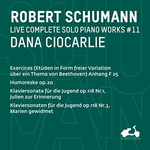 Exercices (Etüden in Form freier Variation über ein Thema von Beethoven) Anhang, F 25: XII. A7 (Live)