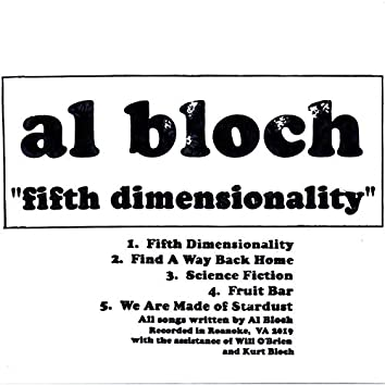 Fifth Dimensionality