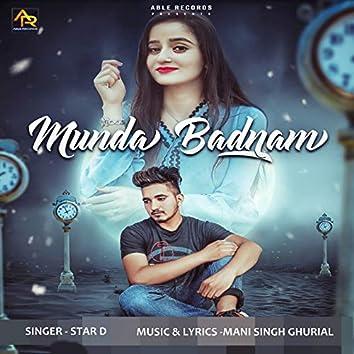 Munda Badnam