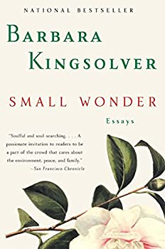 Paperback Small Wonder : Essays Book
