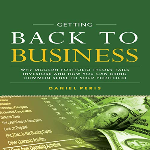 Getting Back to Business audiobook cover art