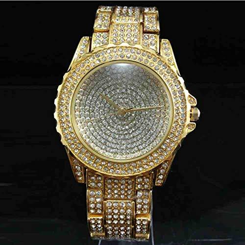DSNGZ Reloj de Pulsera Reloj de Cuarzo Mujer, Reloj de Pulsera de...