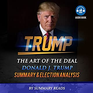 Summary & Election Analysis of Trump cover art