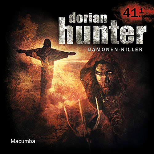 Macumba audiobook cover art