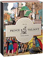 Prince Valiant Volumes 1-3: Gift Box Set