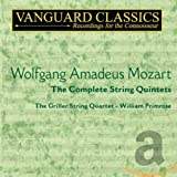 Mozart: Quintets No.S 2-6, Adagio and Fugue for Strings