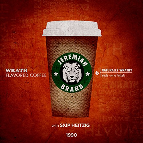 24 Jeremiah - 1990 audiobook cover art