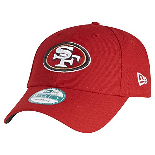 New Era 9Forty Cap - NFL League San Francisco 49ers rot