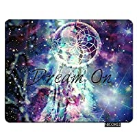 Nicokee Universe Gaming Mousepad Galaxy Nebula Universe Dream Catcher Mouse Pad Rectangle Mouse Mat for Computer Desk Laptop Office 9.5 X 7.9 Inch Non-Slip Rubber [並行輸入品]
