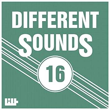 Different Sounds, Vol.16