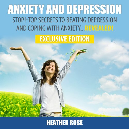 Anxiety and Depression cover art