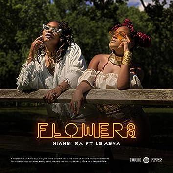 Flowers (feat. Le'asha)