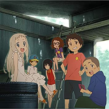 anohana-The Flower We Saw That Day-(Original Soundtrack)