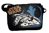 SD Toys SDTSDT89524 Star Wars Bolso Bandolera, 36 cm, Negro