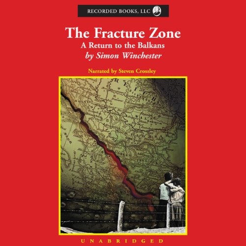 The Fracture Zone audiobook cover art