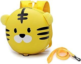 Egg Shell Cartoon Backpack Anti-lost Mini Bag Children Cute Mini Tiger School Bags Boys Girls Shoulder Bag