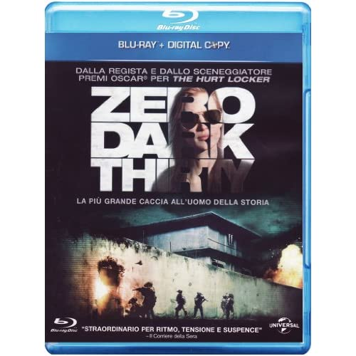Zero Dark Thirty (Blu-ray + e-Copy)