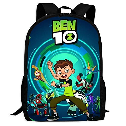 VSHFGC Be-N 10 Children's School Bags Printing Backpacks Kids Daypack for Boys Girls
