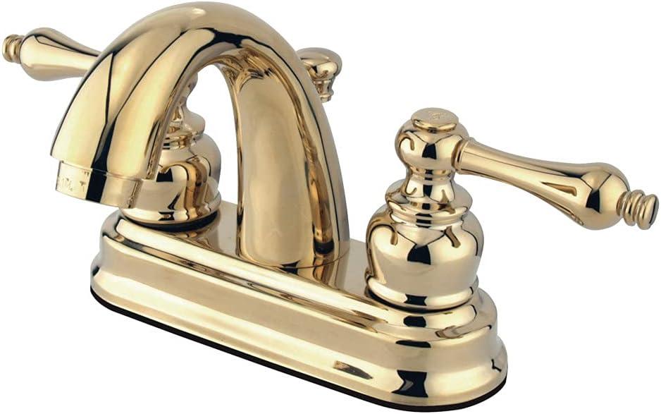 Kingston Brass GKB5612AL Restoration F 4-Inch Financial sales sale Lavatory Discount is also underway Centerset