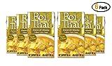 ROI THAI, Ready to cook, Thai Yellow curry soup, Curry sauce, Simmer sauce, Instant curry sauce,...