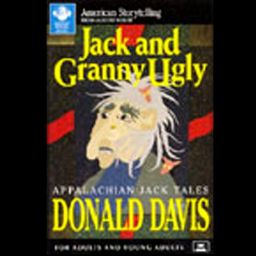Jack and Granny Ugly audiobook cover art